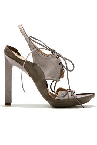 Необычная женская обувь (38 Фото) 25