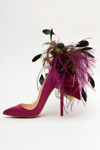 Необычная женская обувь (38 Фото) 29
