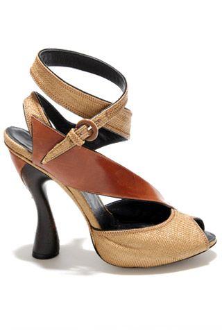 Необычная женская обувь (38 Фото) 30