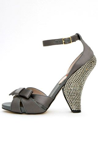 Необычная женская обувь (38 Фото) 34