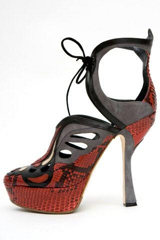 Необычная женская обувь (38 Фото) 35