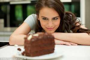 похудение или пирожные