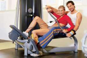 секс вместо фитнеса