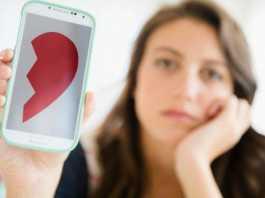 Любовь по смс