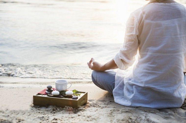 чай и медитация