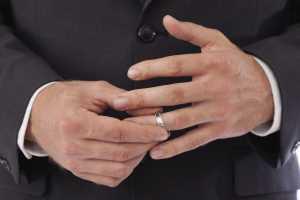 женатый мужчина