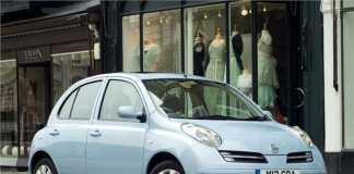 Милый малолитражный женский автомобильчик Nissan Micra — Классный японский автомобиль  для деловых женщин!