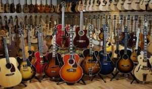 гитара гибсон