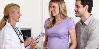 1 триместр беременности: развитие плода, витамины, токсикоз, анализы,выделения