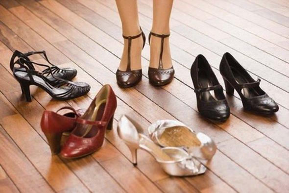 Какую обувь носить беременным?
