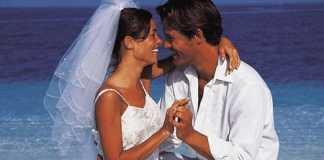 Свадебное путешествие в медовый месяц