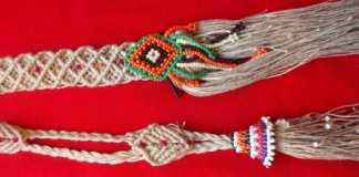 Макраме — увлекательное плетение