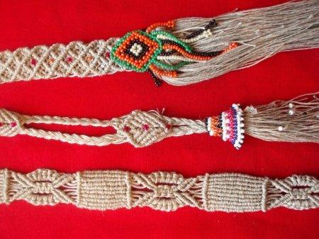 Хобби: увлекательное плетение - макраме