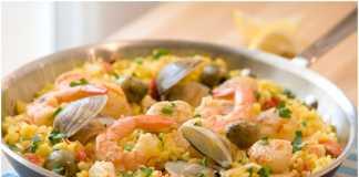 Удивительное блюдо — паэлья: Рецепт и способы приготовления