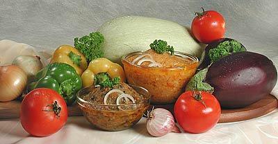 Иображение - Заготовки: Кабачковая икра: рецепты икры из кабачков на зиму
