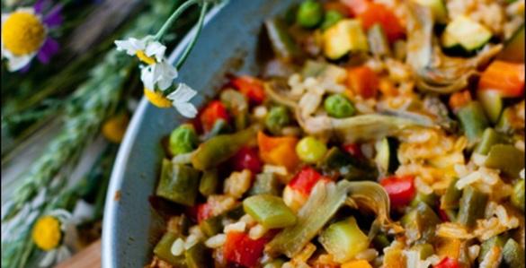 Удивительное блюдо паэлья: Рецепты и способы приготовления