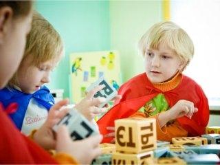 Игры с друзьями – лучшая подготовка к школе