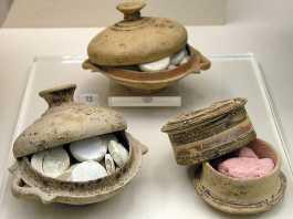 Какой косметикой пользовались древние греки