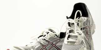 Кроссовки. Обувь для бега или шейпинга