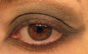 Макияж Смоки Айс (Smoky-eyes) - Пошаговая техника и фото
