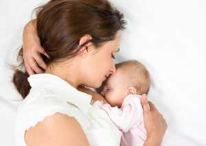 Уход за грудным ребенком до года