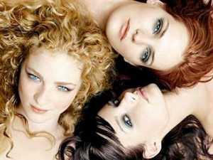 брюнетки, блондинки и рыжие