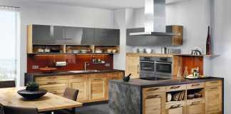 Идеи для интерьера кухни. Винтажный декор!