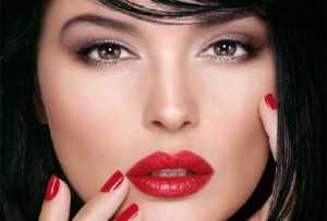 макияж леди
