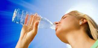 Разгрузочный день на минеральной воде для очищения и похудения