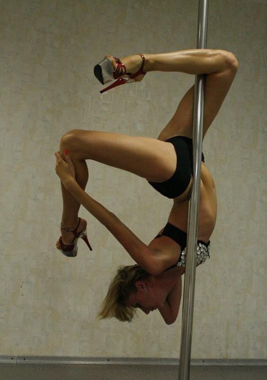 Пилон для танцев новый вид спорта