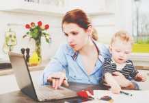 работа после родов