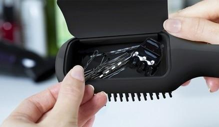 Расческа для волос с люком Flair
