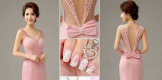 Вечернее платье — непременный атрибут настоящей леди