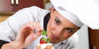 женщина шеф-повар