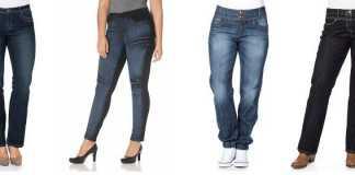 Женские джинсы — куда же без них?