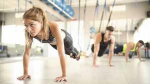 Фитнес и дисциплина
