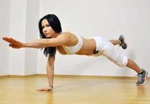 Кардио - упражнения для похудения бедер