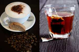 Кофе или чай?