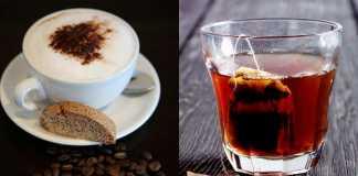 Кофе или чай? Какой напиток лучше?