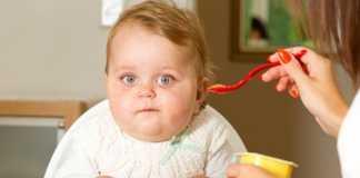 Лучшая детская диета, против лишнего веса
