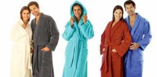 Махровый халат: как выбрать качественный халат?