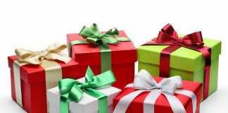 Подарки близким