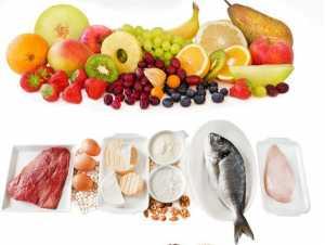 Похудение и высокопитательные продукты