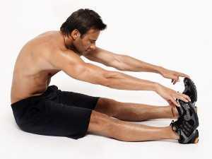 Упражнения для растяжки мышц ног