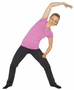 Упражнения для растяжки мышц туловища