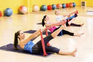 Упражнения с сопротивлением для женщин