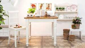 Выбираем стол для кухни