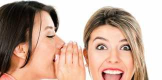Женские разговоры и сплетни