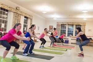 фитнес во время декретного отпуска