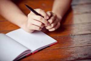 как вести дневник?